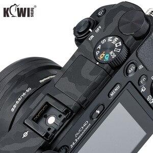 Image 2 - מצלמה גוף מדבקת נגד שריטות כיסוי מגן סרט ערכת עבור Sony Alpha A6000 + SELP1650 16 50mm עדשה 3M מדבקת צל שחור