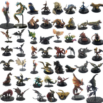 Monster Hunter World Generations XX Figure PVC Models Action Figure Decoration Toy Monsters Collection Japan Anime MHW 1 6 pl2016 85 female hunter huntress arhian full set action figure models collections