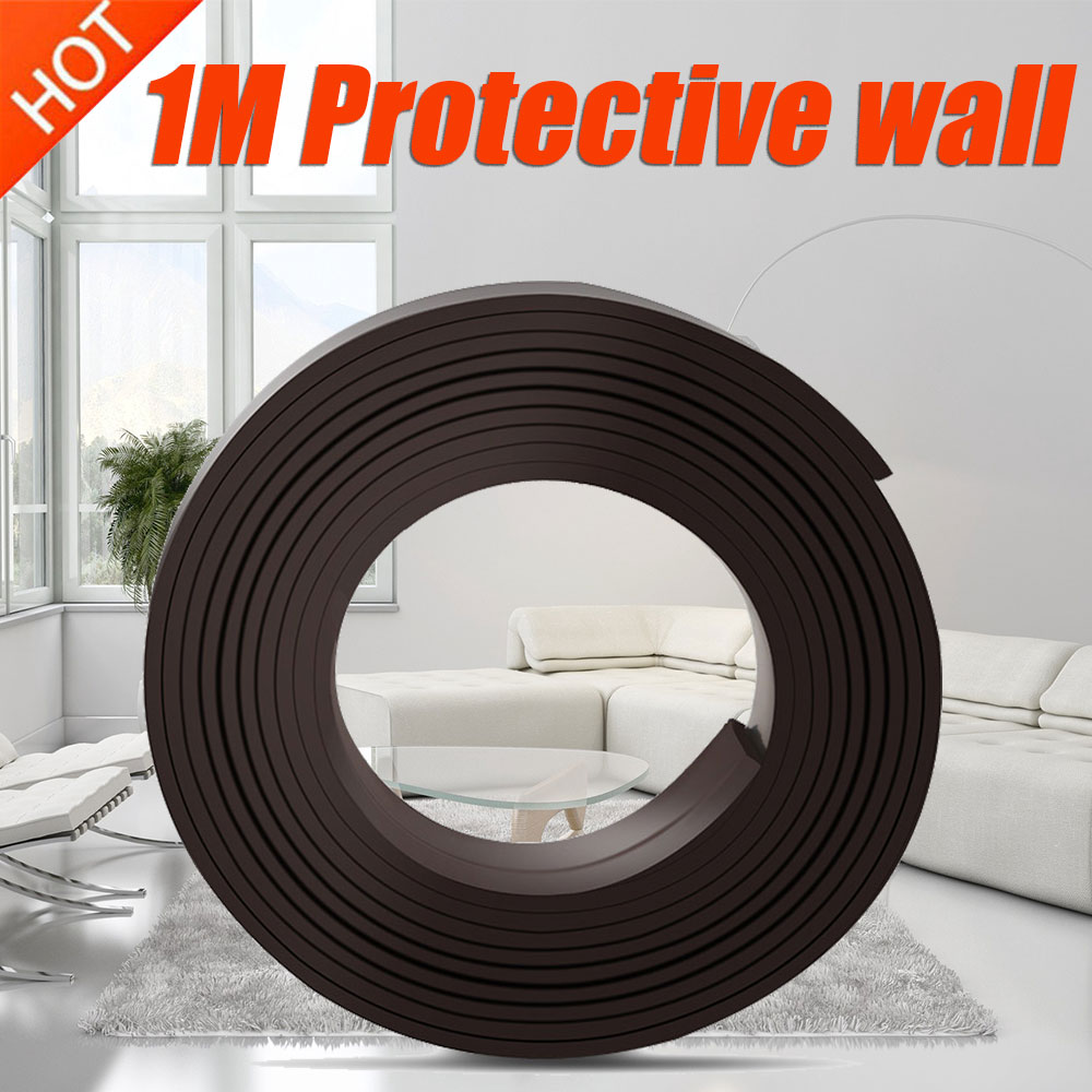 1m Thickening Robotic Virtual Magnetic Stripes Protective wall for Xiaomi MI Robot cleaner not dust brush for neato VR200|Vacuum Cleaner Parts| |  - title=