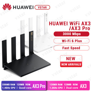 Global Version Optional Original Huawei Router AX3 WiFi 6+ 3000Mbps Wireless Router Huawe WiFi AX3 Pro