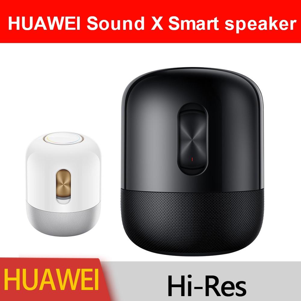 HUAWEI звук X Bluetooth сабвуферный динамик беспроводная стереофоническая колонки стерео звуковая система домашнего театра Devialet акустический дизайн|Сабвуферы| | АлиЭкспресс