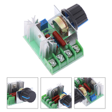 PWM 2000W AC 50-220V 25A ayarlanabilir Motor hız kontrol cihazı yüksek kaliteli voltaj regülatör motoru hız kontrol cihazı