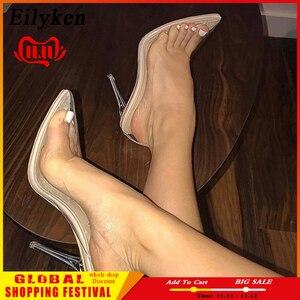 Eilyken Clear PVC Transparent
