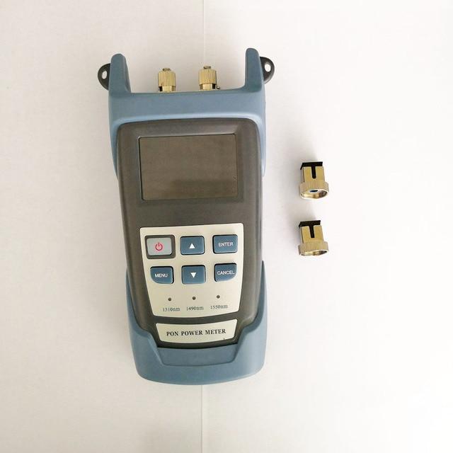 EPON GPON PON Power Meter FTTH Fiber Tester 1310/1490/1550nm