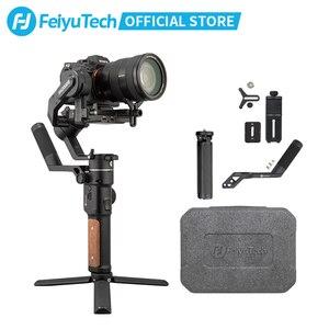 Image 1 - FeiyuTech AK2000S stabilisateur de caméra DSLR cardan vidéo portable adapté pour caméra sans miroir DSLR 2,2 kg de charge utile
