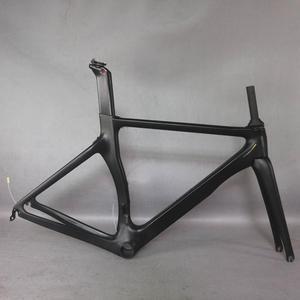 Image 1 - Produkty OEM zero zysk Aero design Ultralight 18K węgla drogowego rama rowerowa z włókna węglowego wyścigi rowerów frame700c zaakceptować malowanie