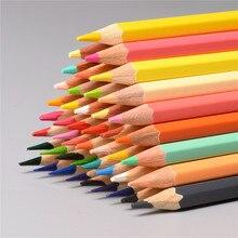 12/36/72 conjunto de lápis de cor lápis de madeira colorido com apontador de lápis livre lapis de cor artista pintura esboço a óleo cor pencil80