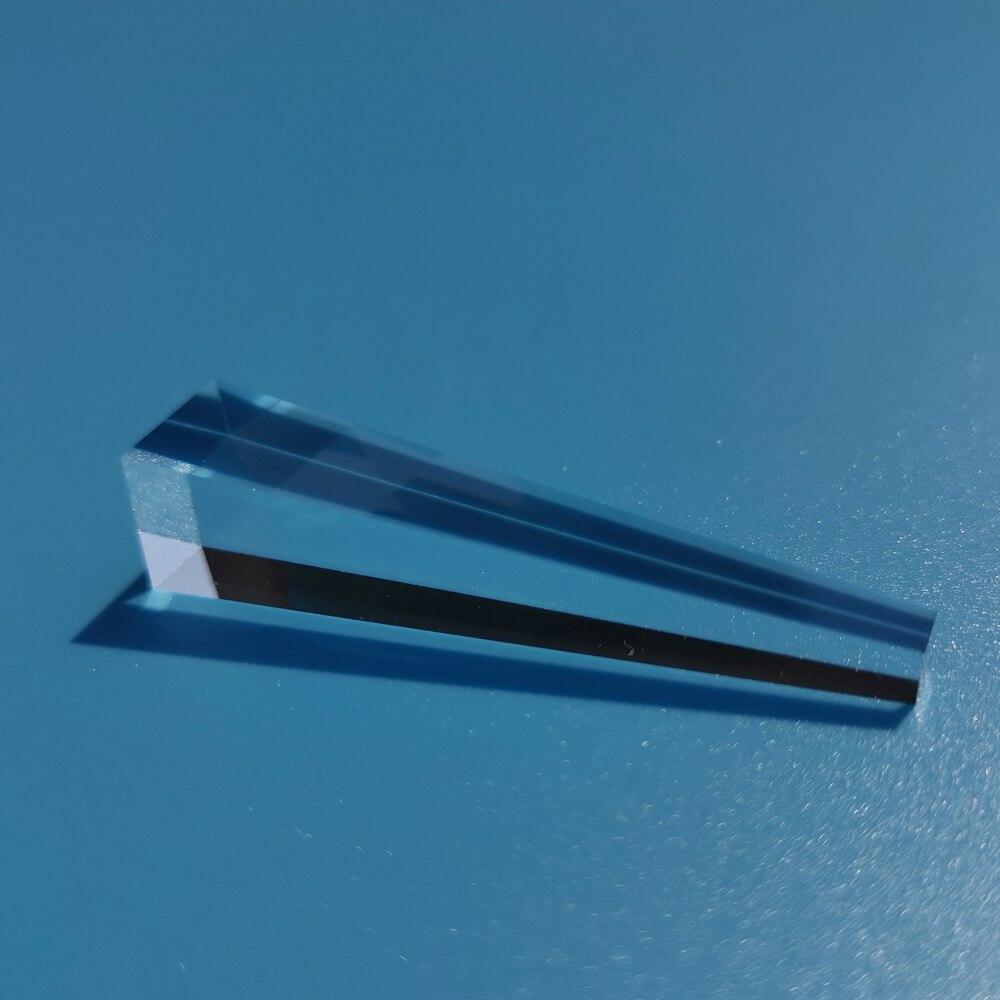 K9 Optical Glass Light Guide Column Triangular Prism Four-corner Prisms For Teaching Experiment Accessories