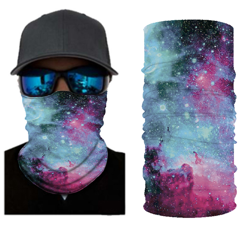 1pc Unisex Climbing Hiking Scarf Sport Headwear Bandanas Motorcycle Turban Hand Band Magic Scarves Outdoor Cycling Headband Mask