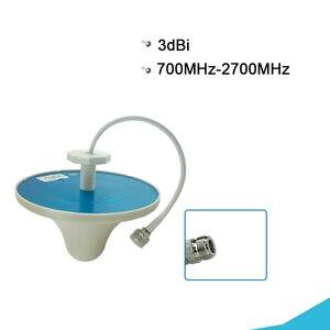 Image 4 - Walokcon 4G AWS 1700 2100 Cellulare Amplificatore di Segnale 70dB Guadagno LCD Display Del Telefono Cellulare Del Segnale Del Ripetitore 4G LTE ripetitore Band 4 Kit