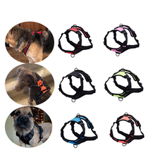 No Pull Dog Harness Reflective Breathable Pet With Handle Control Vest Leash For Small Medium Large Products