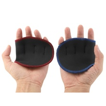 Unisex Anti Skid Weight Lifting Training Gloves Fitness Sports Dumbbell
