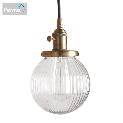 permo moderno 5 9 clear clear limpar globo de vidro pingente teto lampadas pingente luzes