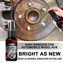 Rust-Remover Spray Iron-Powder Cleaning Chrome-Paint Converte Multi-Purpose Metal-Surface
