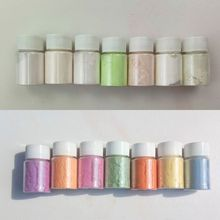 UV Color Change Pigment Powder Exposed to Sunlight or UV Light Resin Jewelry DIY