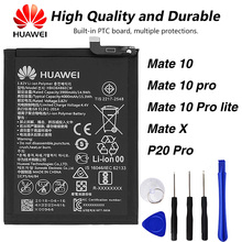 Original Huawei HB436486ECW phone battery For Huawei Mate 10 / Mate 10 pro / Mate 10 Pro lite / Mate X / P20 Pro 3900mAh for huawei mate 10 pro new 100