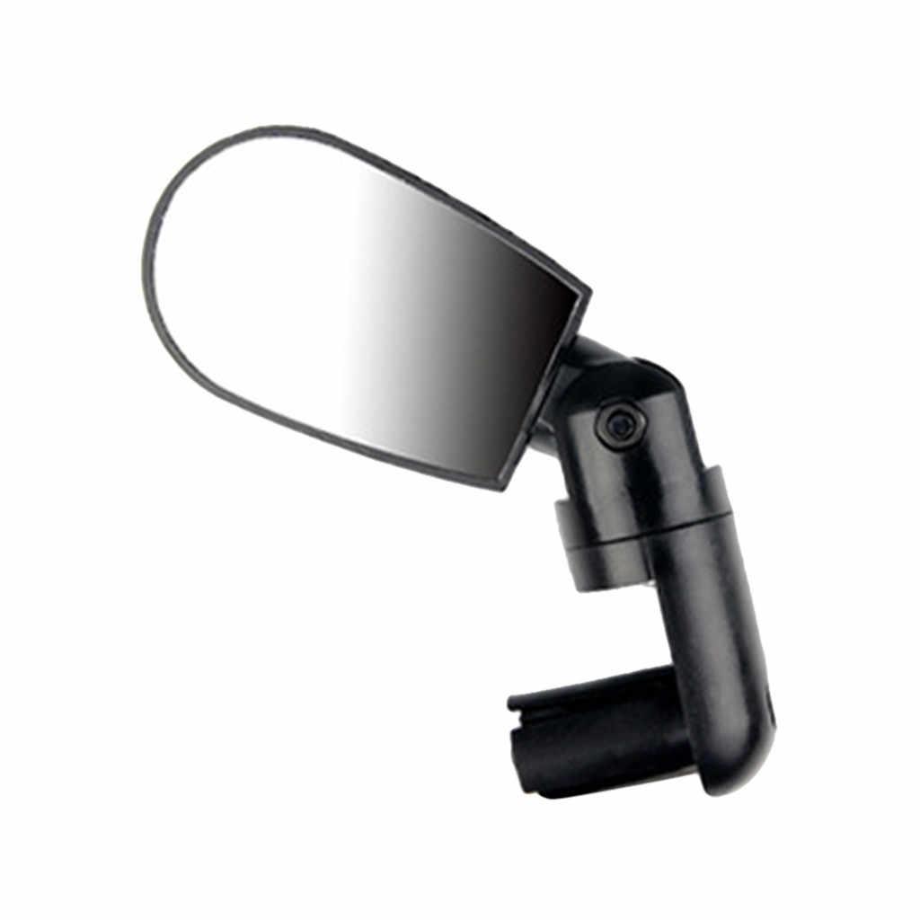 Luar Ruangan & Olahraga Mini Putar Fleksibel Universal Sepeda Sepeda Bersepeda Spion Stang Cermin 2019 Hot Sale 35