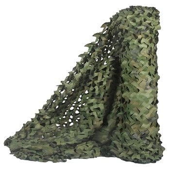 1.5*2M Military Camouflage Nets Sniper Suit 100% Polyester Camping Hunting Camo Netting Car Covers Tourist Tent Sun Shelter 2 3m 2 4m 3 3m hunting military camouflage nets woodland army training camo netting car covers tent shade camping sun shelter