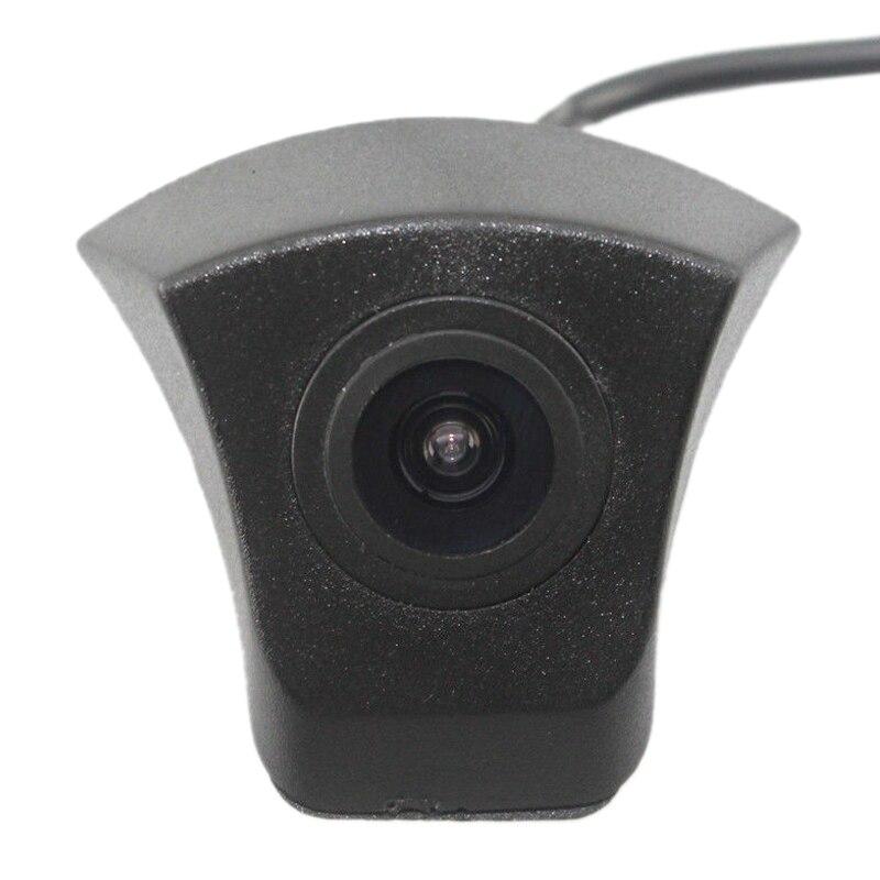 Otomobiller ve Motosikletler'ten Araç Kamerası'de Araç ön görüş kamerası kamera kör görüş alanı Audi A1 A3 8P 8V A4 B8 A5 A6 A7 A8 title=