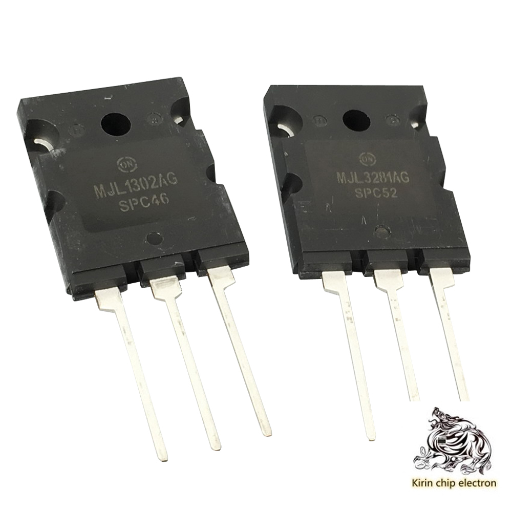 2PCS/LOT (1 Pairs) MJL1302PCS/LOT (1AG/MJL32PCS/LOT (1 81 High Power Audio Pairs