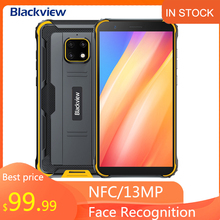 Blackview BV4900 Pro Cellphone 4GB 64GB Octa Core Android 10 Waterproof Mobile Phone 5580mAh NFC 5.7 inch 4G handset
