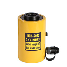 Hydraulic Tools Hollow Hydraulic Jack RCH-2050 Multi-purpose Hydraulic Lifting and Maintenance Tools 20T Widely Used