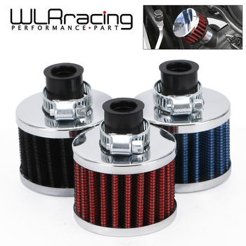 WLR RACING - Universal super power flow Air Filter 51*51*40 Neck: 12mm High Quality Auto Air Intake Filter for car WLR-AIT12 image