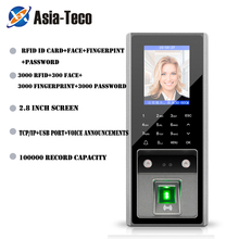 Face-Access-Control-Device Fingerprint 3000 300-Face System-Support Rfid-Card Biometric