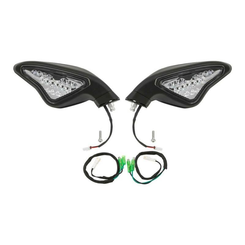 Мотоцикл Зеркало заднего вида сигнала светильник для поездок на мотоцикле DUCATI 848 1098 1098S 1098R 1198 1198S 1198R