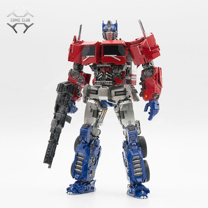 Image 1 - COMIC CLUB BMB AOYI Transformation LS 13 OP Commander LS13/LS13B Oversize SIEGE Series SS38 With Light Action Figure Robot Toys