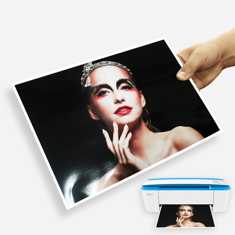 Glossy A4 Photo Paper 180/200/230gsm 6inch Papel Fotografico Para Impresora Color Inkjet Printer Photo Paper Photographic Paper