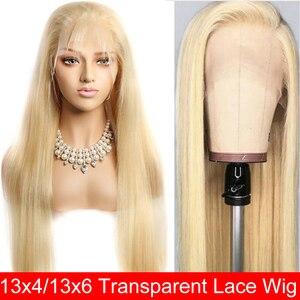 613 фронтальный парик из волос Maxine, 613 фронтальный парик, HD фронтальный парик из человеческих волос 13x6 150% светлый парик из человеческих волос