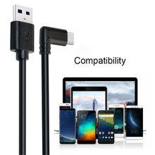 3A Fast Charging Cable 3M for Oculus Quest Link VR Headset USB-C Type-c USB3.2 3.2Gen1 Speed Data Line for Phone Laptop(China)