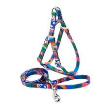 12PCS / LOT Ethnic Style Pet Chest Straps Dog Training Walking Safety Vest Harness Pet Supplies