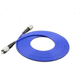 Image 4 - Blindado interno fc/UPC FC/upc, 3.0mm, singlemode 9/125, simples, cabo de cabo de remendo de fibra óptica