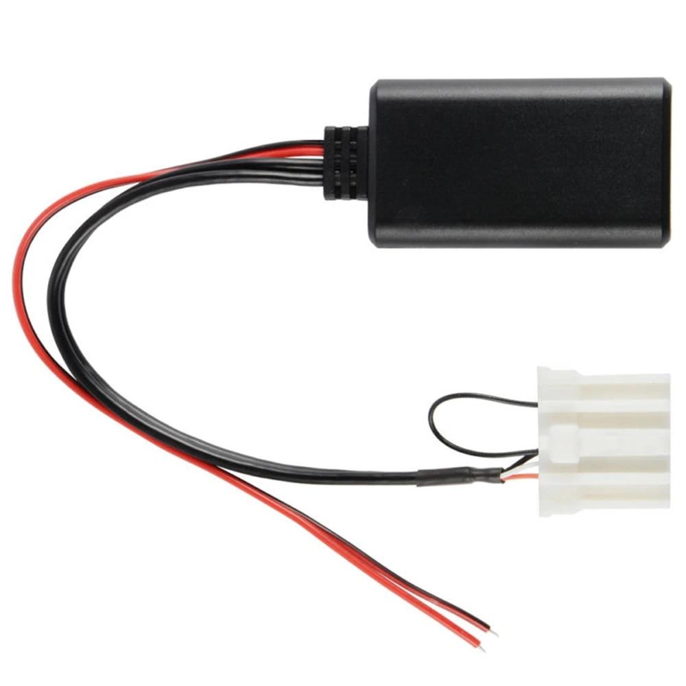 LIUXING Cavi Cavo Adattatore Audio Wireless Bluetooth AUX for Mazda M6 M3 RX-8 MX-5 B70 Auto