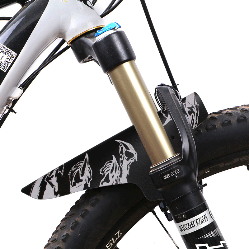 Extreme Light Bicycle Fenders Front Cycling MTB Wings Mudguard Flaps Plastic Mountain Road Bike Mud Guard Practical Accessories