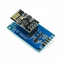 ESP8266 ESP-01 ESP01 Серийный беспроводной Wi-Fi модуль для приемника Arduino плата адаптера приемника Raspberry Pi UNO R3 One 3,3 В 5 В