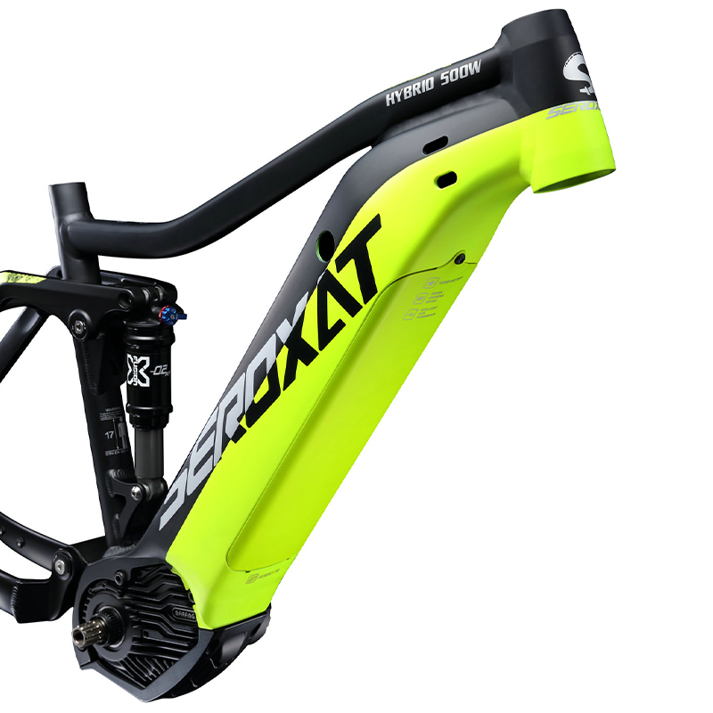 SEROXAT Mountain Bike Frame E BIKE 29ER Motor Bike Frame Aluminum alloy Suspension Frame Electric Frame for MTB AM DH - 3