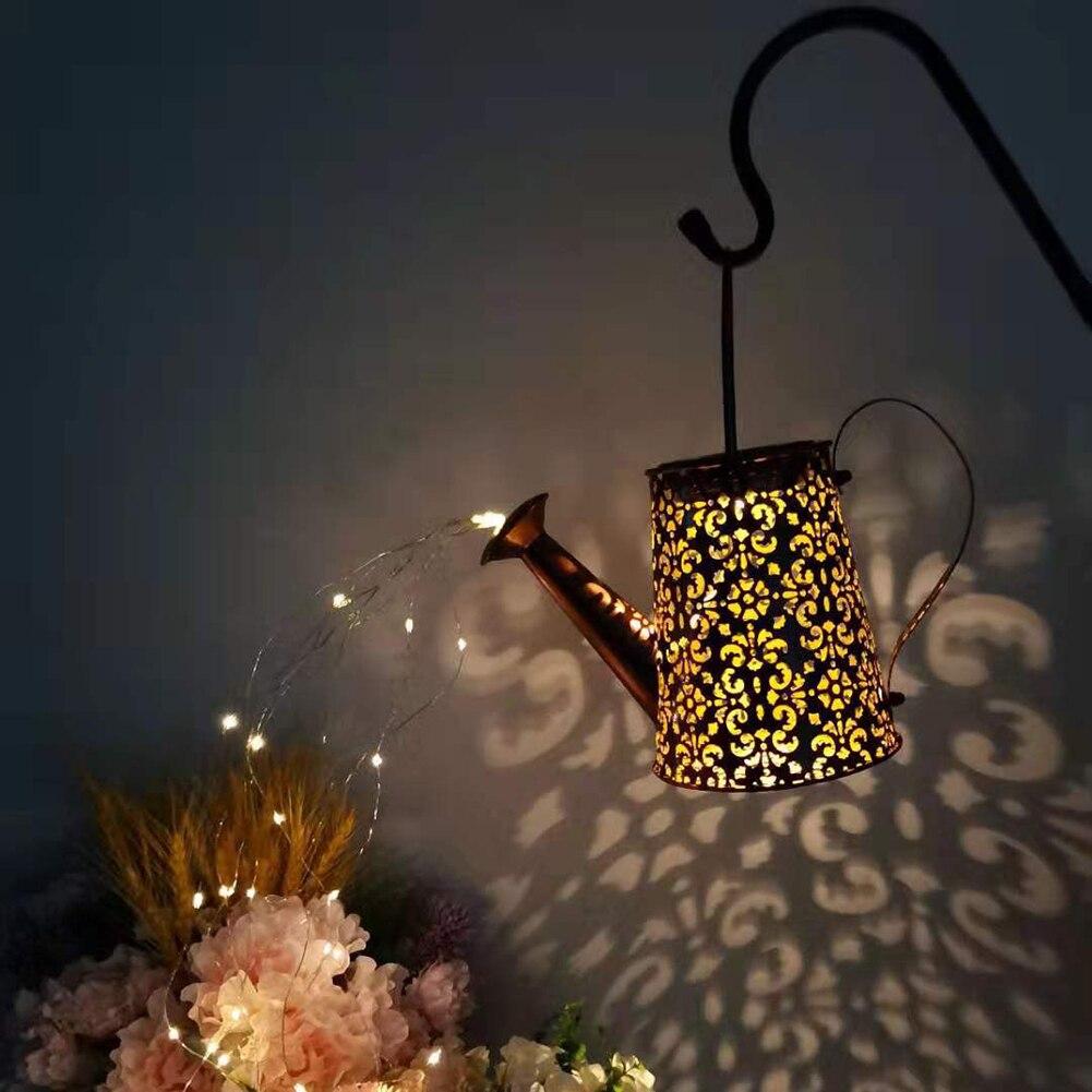 Solar paisagem iluminação decoração da lâmpada de