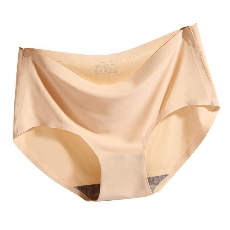 1pc najwyższej jakości majtki damskie wygodne bawełniane Min talia bielizna kobiety Sexy ultra-cienkie bez śladu majtki S M L XL XXL XXXL