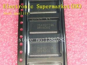 Image 1 - Free Shipping 10pcs/lots DRV8302 DRV8302DCAR HTSSOP 56 IC In stock!