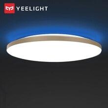 YEELIGHT مصباح سقف LED ذكي ، إضاءة محيطة ملونة ، تحكم ذكي بواسطة التطبيق ، تيار متردد 220 فولت ، لغرفة المعيشة ، 50 واط