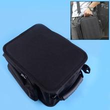 DWCX Under Rear Seat Storage Multi purpose Bag Fit for Jeep Wrangler JL 4 Door 2018 2019 2020