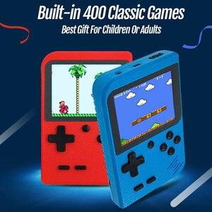 Image 1 - Nieuwe Video Game Console Ingebouwde 8 Bit Klassieke Retro Games Mini Fc Pocket Draagbare Handheld Game Spelers