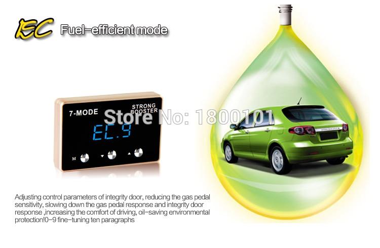 Auto Sprint Booster papučica auto dijelovi Elektronički regulator - Auto dijelovi - Foto 4