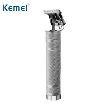Kemei Electric Hair Clipper Oil Head Engraving Rechargeable Shaver Fader Razor Edge Cutting Machine - discount item  44% OFF Personal Care Appliances