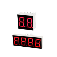 uxcell 5 Optoelectronic Displays LED Display