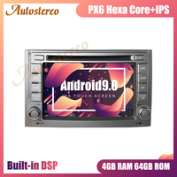 Android 9.0 Car GPS Navigation Multimedia Player For Hyundai H1 2008 2015 Car Stereo Head Unit Radio Tape Recorder CD DVD Player