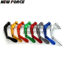 YZF R3 Motorcycle For Yamaha YZF R3 YZF-R3 Universal 7/8 22mm Motorcycle Handlebar Brake Clutch Levers Protector Guard
